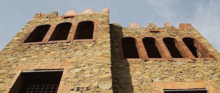La mal anomenada Torre del Baró a Collserola, història del futur mirador de moda