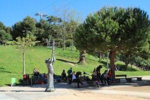 families Jardins Joan Brossa