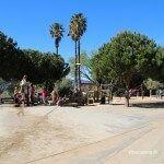 zona de jocs Jardins Joan Brossa