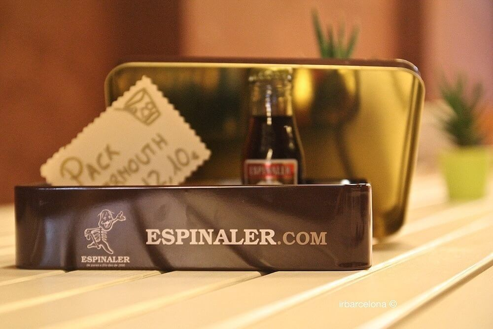 pack Vermouth Espinaler