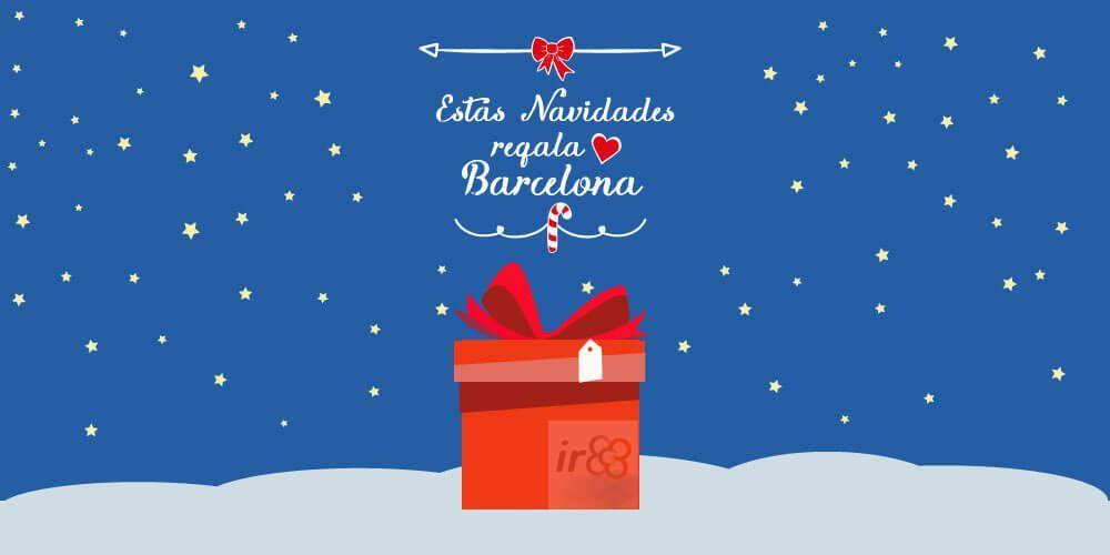 Plans i propostes regals Nadal Barcelona