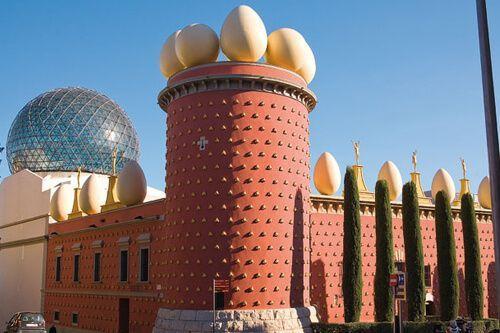 Figueres Dalí i Girona