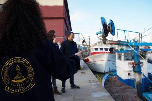 Els Pescadors de la Barceloneta
