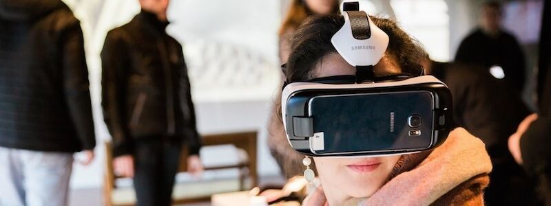 experiència Realitat Virtual