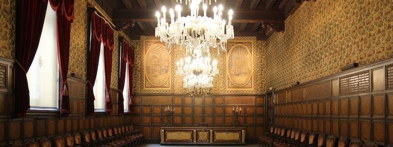 saló Gremial Casa de la Seda