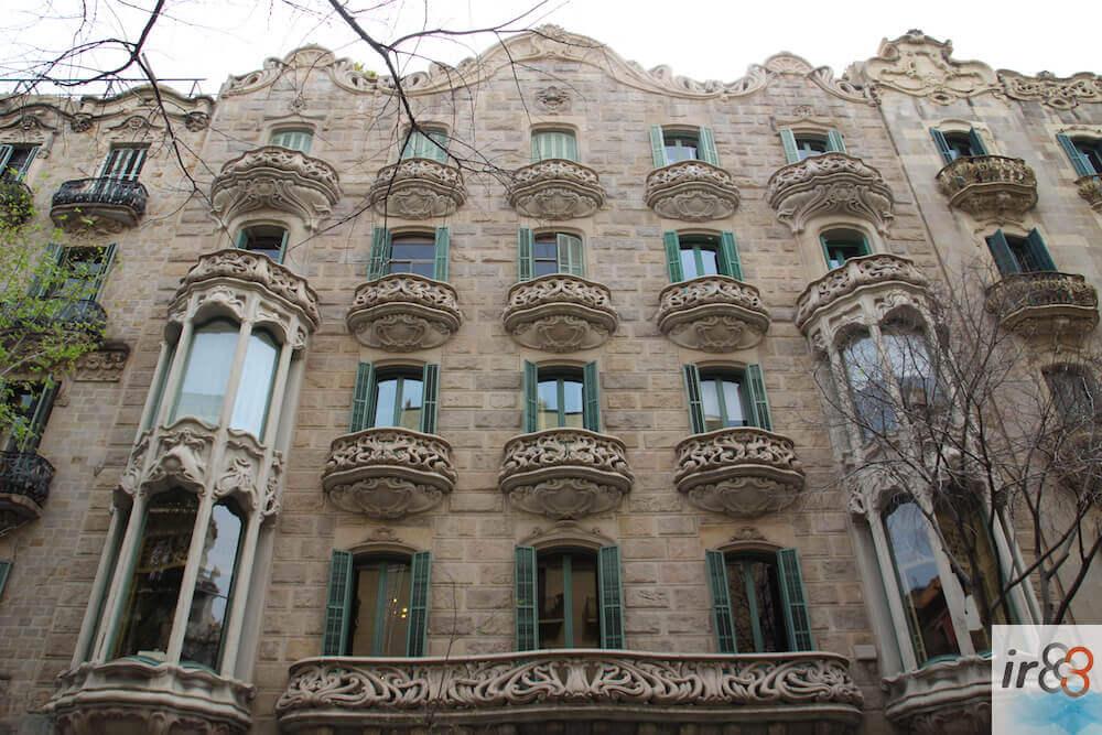 façana Casa Manuel Felip