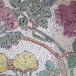 mosaic paviment Casa Manuel Felip