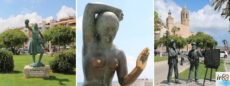estàtues i escultures urbanes