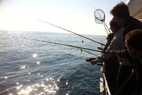 Pesca esportiva Barcelona