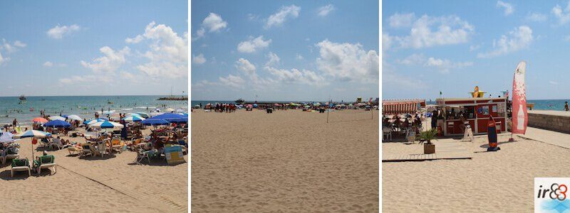platges i cales de Sitges