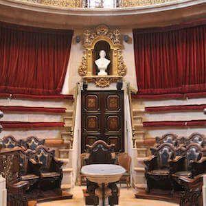 Amfiteatre Anatòmic del Segle XVIII Barcelona