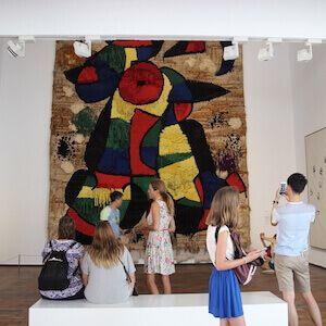 entrades Fundació Joan Miró