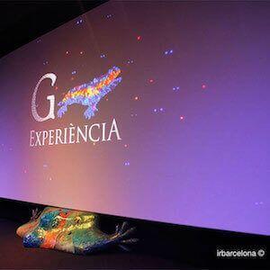 entrades Gaudí Experiència 4D
