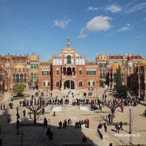 entrades Recinte Modernista Sant Pau