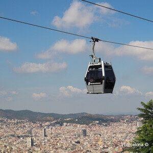entrades Telefèric Montjuïc