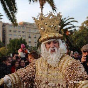 Cavalcada Reis Mags Barcelona