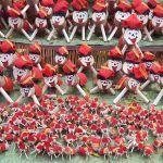 Tió de Nadal Feria Sagrada Familia
