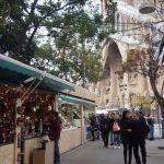 parades Fira Nadal Sagrada Família