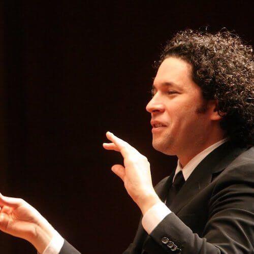 Concert de Gustavo Dudamel i la Filharmònica de Munic