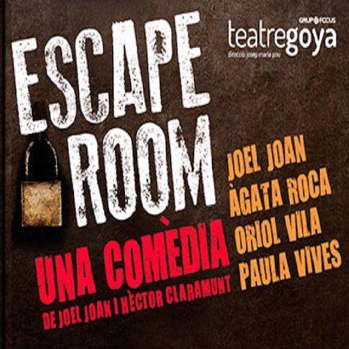Escape Room teatre