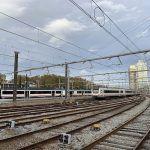 tren Estació de França