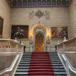 interior Edifici Històrico de la Universidad de Barcelona