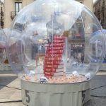 pessebre Plaça Sant Jaume Barcelona