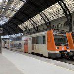 tren Estació de França de Barcelona