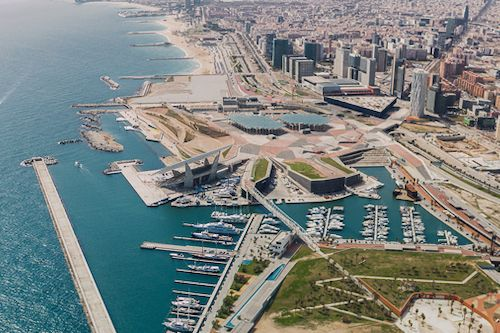 Vol Panoràmic sobre Barcelona
