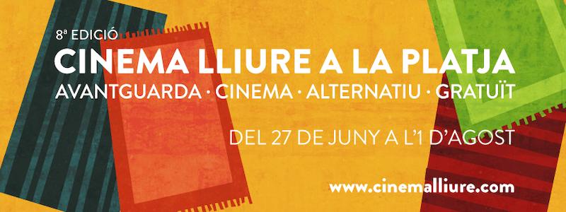 Cinema Lliure Platja Barcelona