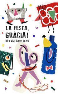 cartell Festa Major Gràcia 2019