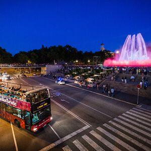 Barcelona Autobús Turístico Nocturno