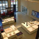 sala col·lecció permanent Espai Bombers